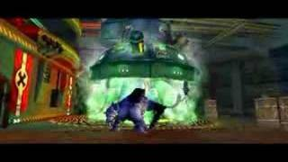 Hellboy: The Science of Evil - PSP Game Trailer