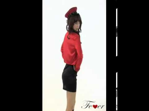Fever Military Popstar Fancy Dress Costume Video Cheryl Cole - Fight for this Love Music
