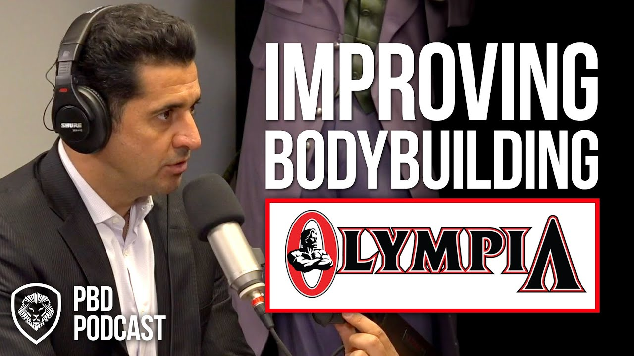 PBD Calls Out Mr. Olympia's Weak Marketing Strategy