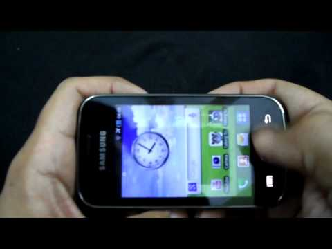 SAMSUNG GALAXY GIO S5660 GAMING REVIEW.mp4