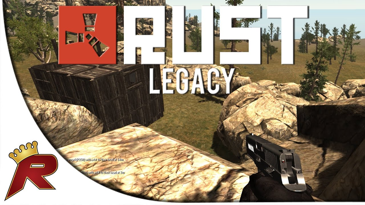 how to get rust legacy