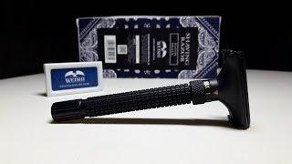 распаковка. Новый станок с АлиЭкспресс с возможностью регулировки. Adjuatable razor from AliExpress