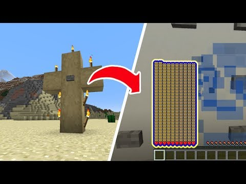 PRESS BUTTON FOR INFINITE HEALTH in MINECRAFT thumbnail
