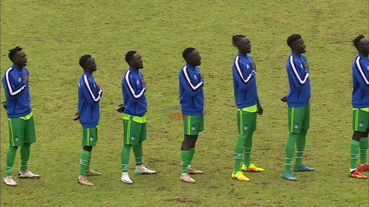 Download CECAFA U23   Tanzania 1-0 South Sudan - Highlights
