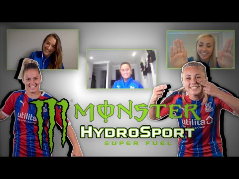 WHO BENCH PRESSES THE MOST? | Stobbs, Johnson & Khassal take the Monster Hydro Hot Seat