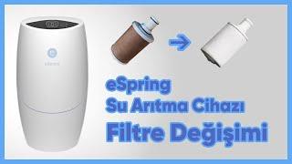 espring Filtre Değişimi