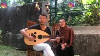 ALHAMDULILLAH -Cover #Anisarahmaan