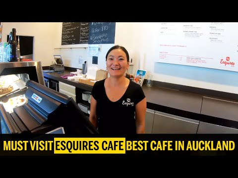 Cafes in Auckland: Esquires Cafe | Best Cafe in Auckland New Zealand