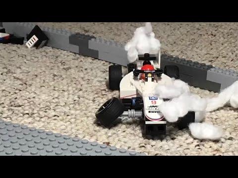 The 2021 Lego Formula 1 Gulf Air Bahrain Grand Prix