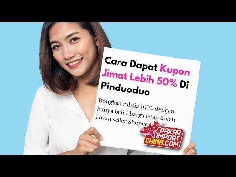 Pinduoduo Premium - Cara Nak Dapat Kupon Percuma Jimat Lebih 50% Part 3/10