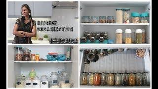 கிட்சன் ஆர்கனைசேஷன்/Full kitchen organization/Indian kitchen organization