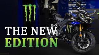 Yamaha R15 V3 Monster Energy MotoGP EditionLaunching Soon