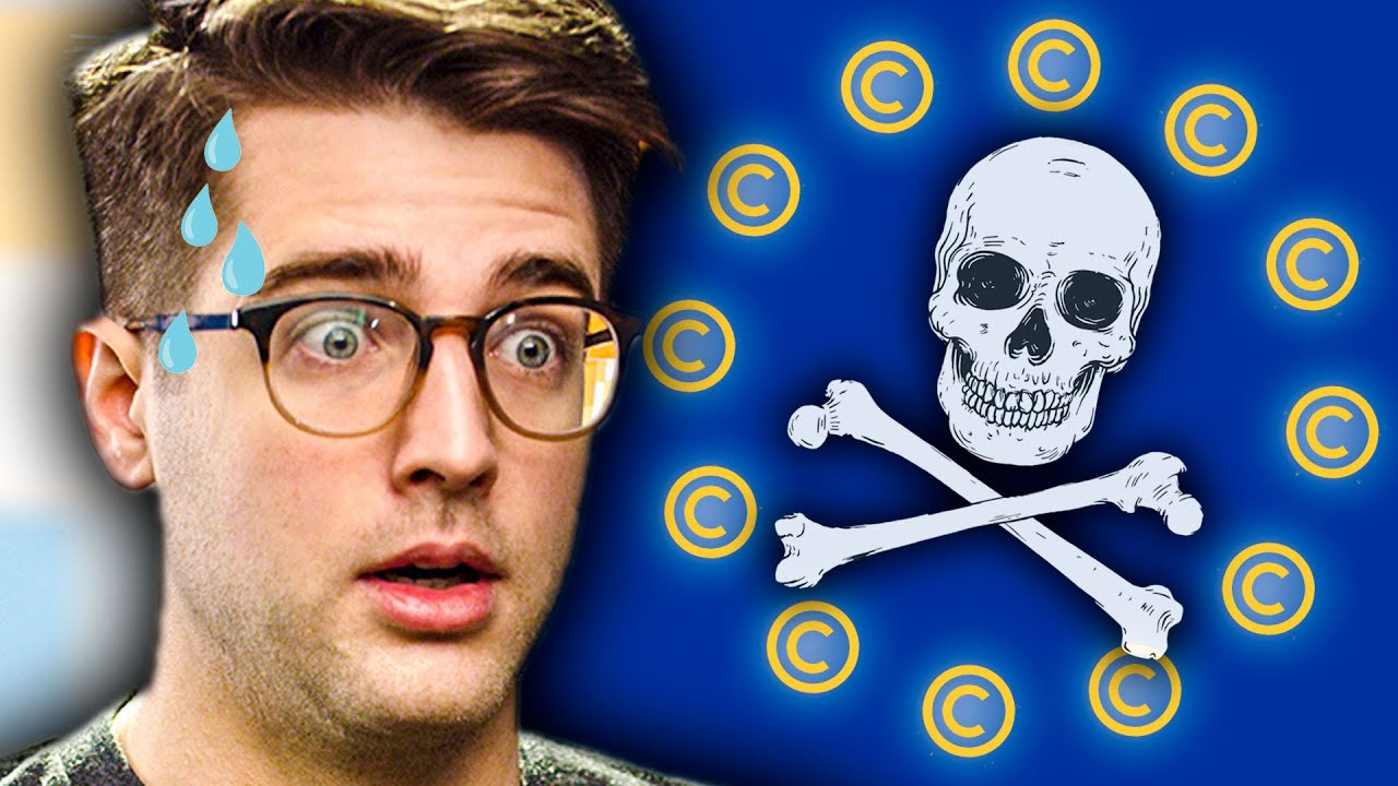 The EU just KILLED this channel  YouTube