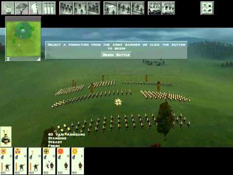 lets play Shogun Total war part 1 (intro)(off to not the best start) |