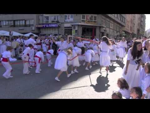 Danza de Espadas en honor de San Miguel