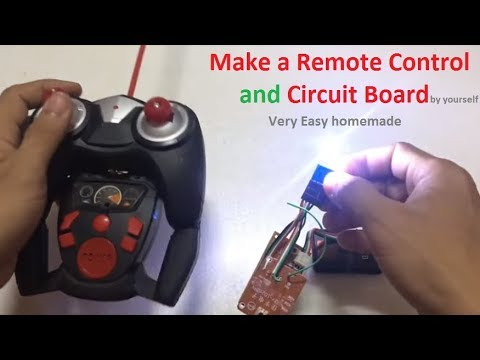 how to make rc transmitter and receiver pdf
