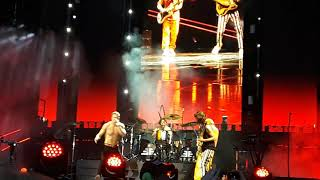 "Imagine Dragons ""Shots"" clip 3 Hershey, PA 6-16-18"
