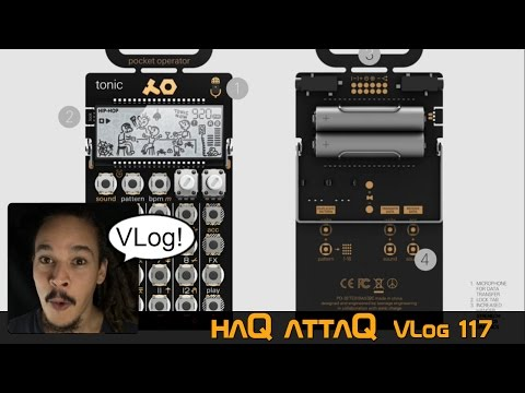 Let's Talk about PO-32 Tonic by Teenage Engineering │  haQ VLog 117