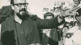 Rodolfo Ortega Peña: La sangre derramada, no será negociada