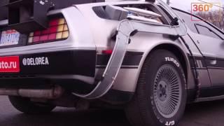 NNDeLorean - видео с коптера