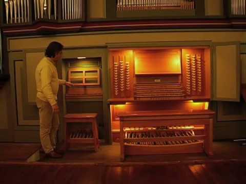 Stefano Bracci presenta il Conservatorio di Musica di Perugia