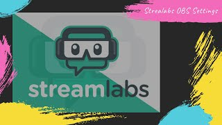 Streamlabs OBS Settings with Mixer and Recording