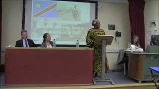Gender Violence, Conflict Minerals & The DRC - Maman Charlotte - Part 1