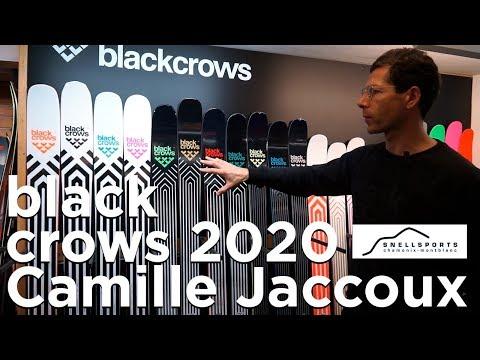 Skis Black Crows Nouveautés 2020 Camox Orb Divus Navis Ferox Snell Sports Chamonix Mont-Blanc