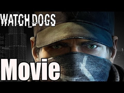 Watch Dogs - All Cutscenes (Game Movie)