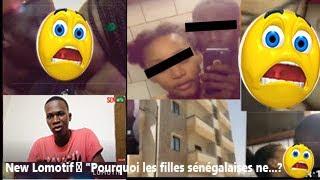"""New Lomotif 😱 """"Pourquoi les filles sénégalaises ne...?"""