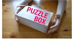 If you like puzzles check this one out. I will show you how to make it and then how it works. Build Article: http://www.jax-design.net/