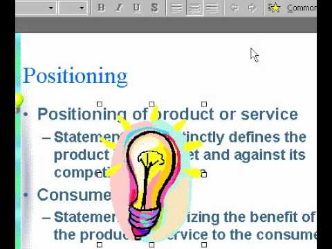 how to add continuous music to powerpoint 2007