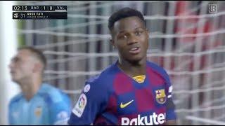 Barcelonas Wunderkind trifft nach nicht mal 2 Minuten | DAZN