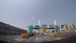 【E91南阪奈道路・E26阪和道・E71関空道】葛城IC⇒関西空港(奈良県から関空へ)