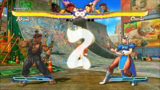 Street fighter x Tekken PC Gameplay Max Settings 1080p!