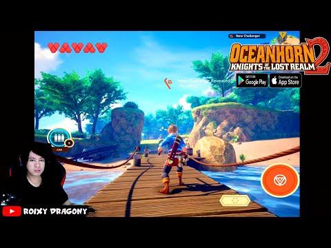 Akhirnya Bisa Cobain Game Ini - Epic Adventure RPG !!! OCEANHORN 2 (ENG) Android/IOS Gameplay