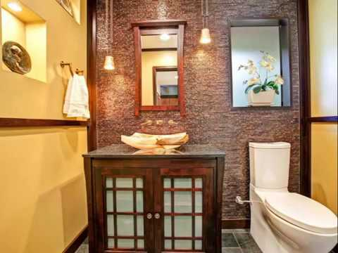 Oriental Bathroom Ideas