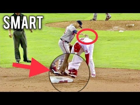 MLB | Smart plays