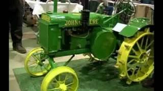 Miniature John Deere Tractors