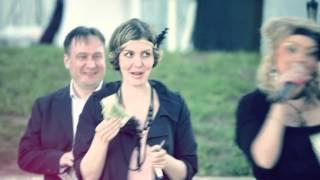 Свадебная вечеринка в стиле