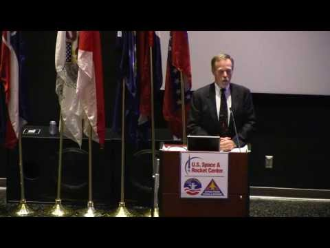 Hoot Gibson - 2013 International Space Camp Opening Ceremony