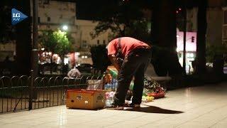 La polémica con los vendedores ambulantes en el centro