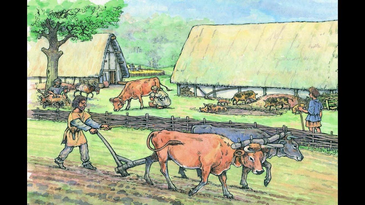 De eerste boeren jagers worden boeren youtube - Van de ignum sanijura ...