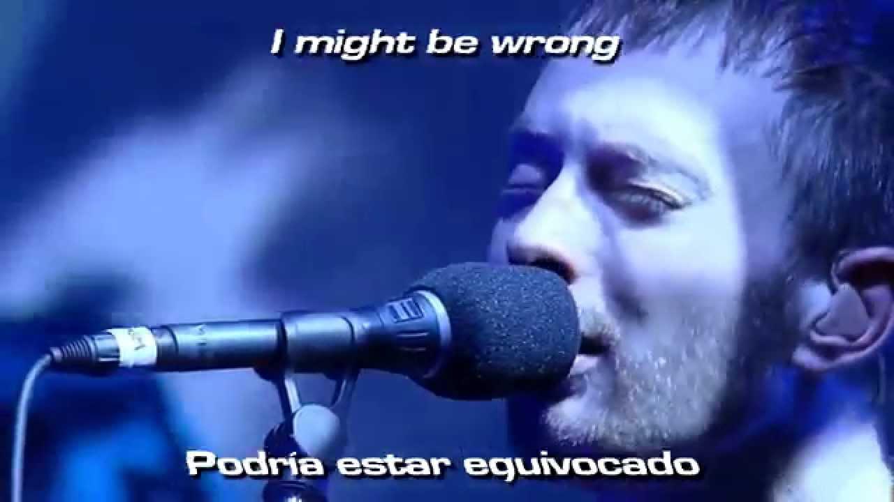 Radiohead i might be wrong subtitulado lyrics youtube radiohead i might be wrong subtitulado lyrics izmirmasajfo