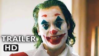JOKER Trailer # 2 (NEW 2019) Joaquin Phoenix Movie