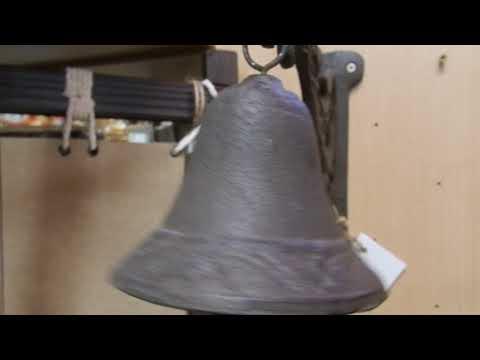 Смотреть клип Декоративные дверные колокольчики-звонки «Готика» онлайн бесплатно в качестве