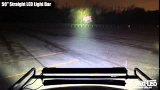 Светодиодная изогнутая (3D) балка на 50 дюймов(Изогнутые светодиодные балки (curved led bar) имитируют контур большинства автомобильных стекол и передних бамп..., 2014-10-20T19:13:28.000Z)