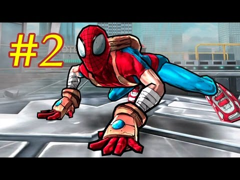 Spider-Man Unlimited играю