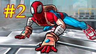 Spider-Man Unlimited играю #2 (мобильная версия) iOs(Твич: http://www.twitch.tv/hodgepodgedude Мобильная игра Совершенный Человек-Паук от GameLoft на русском языке. Прохождение..., 2014-09-11T06:06:35.000Z)