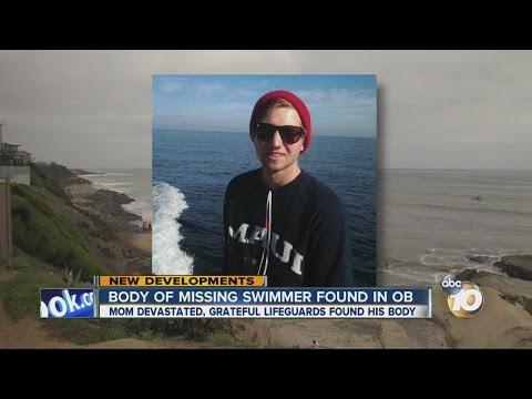 Body of missing swimmer found in Ocean Beach